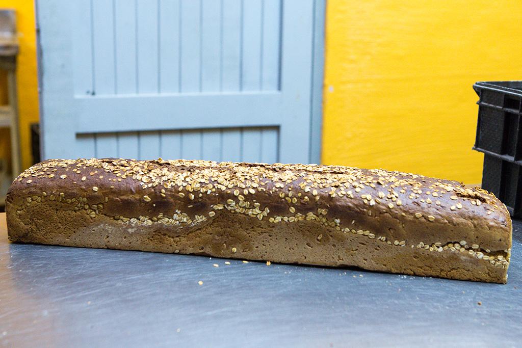 3 Grain Rye Bread