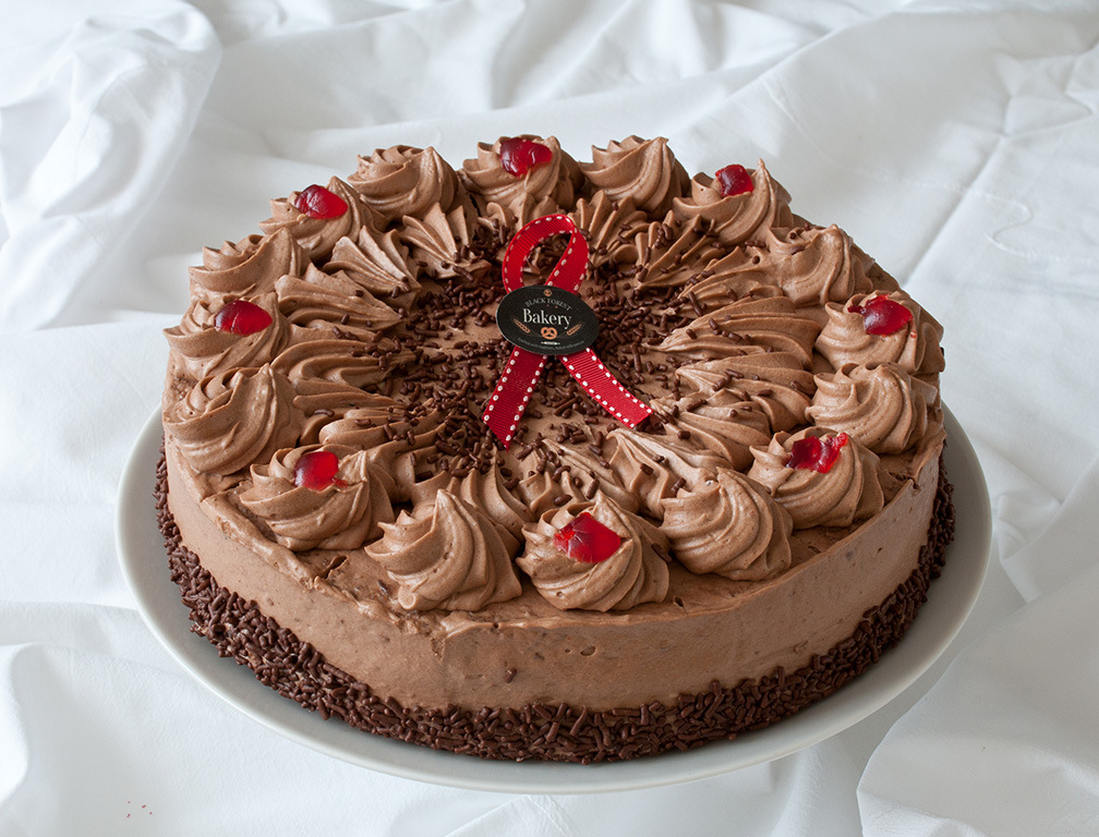 Chocolate Buttercreme Cake