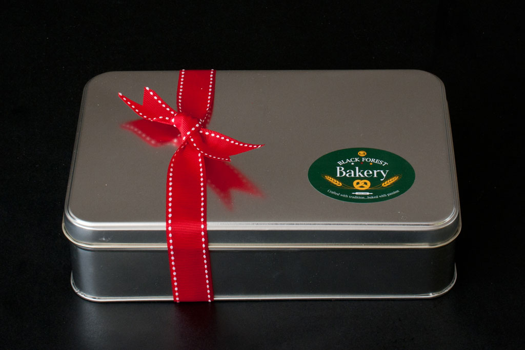 Gift Tin 500g biscuits