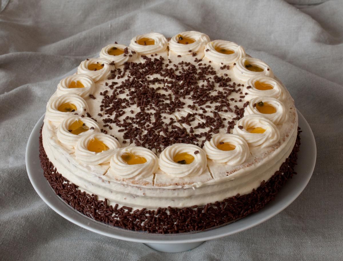 Maracuja Cake