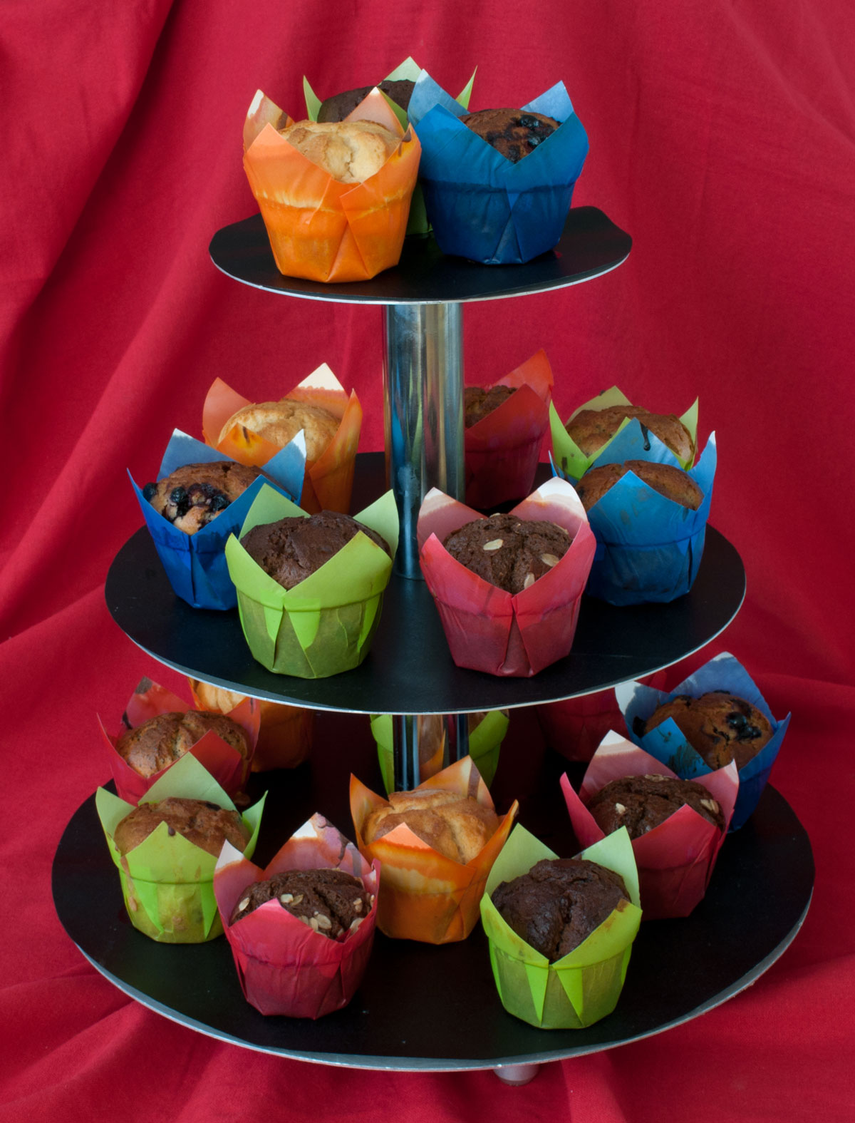 Muffin Etagere