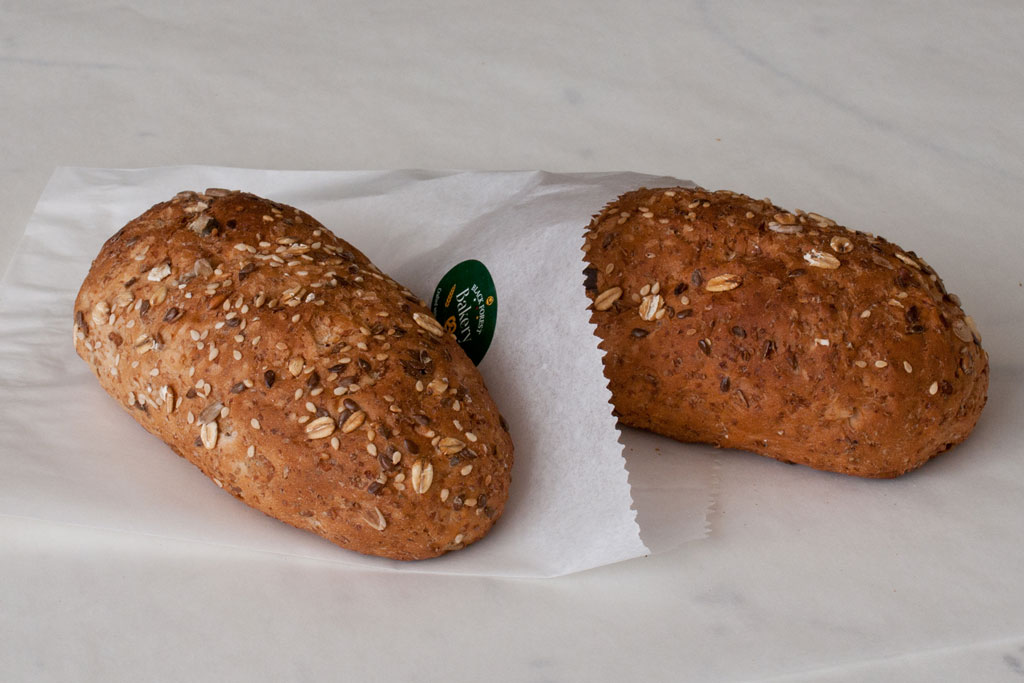 Seeded Wholewheat Rolls