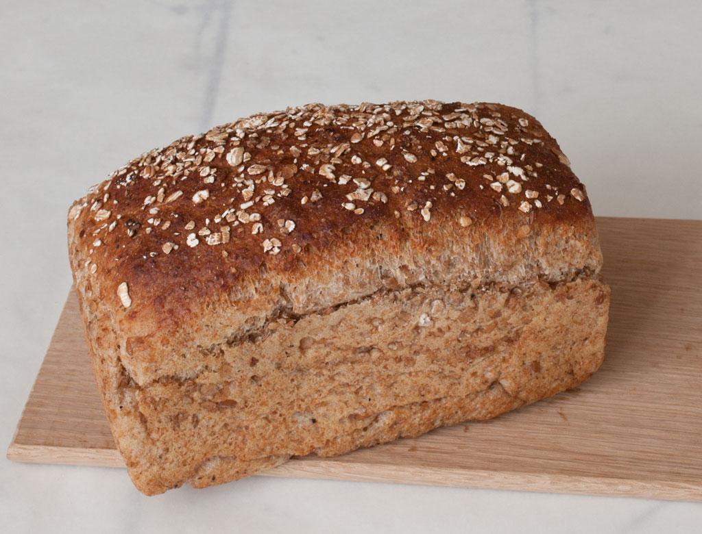 Spelt Bread (Dinkel)